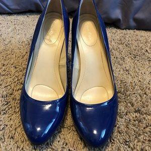 Calvin Klein heels. Size 8 1/2.